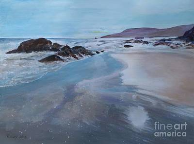 Reflections - Painting Poster by Veronica Rickard