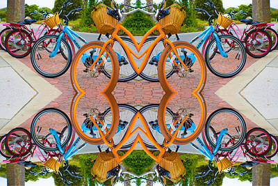 Reflective Rides Poster