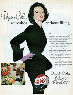 Poster featuring the digital art Refreshes Without Filling by Reinvintaged