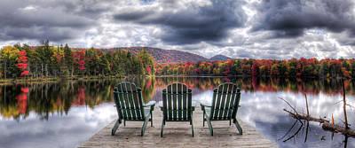 Relishing Autumn Poster