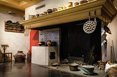Rembrandt's Kitchen Poster by RicardMN Photography