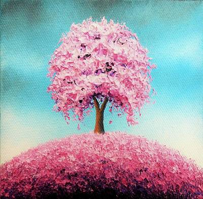 Remember The Bloom Poster by Rachel Bingaman