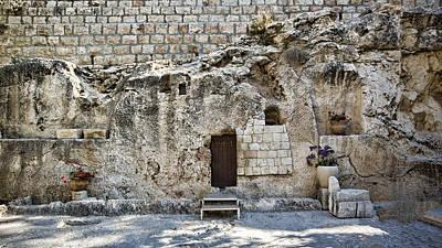 Resurrection - Garden Tomb Poster