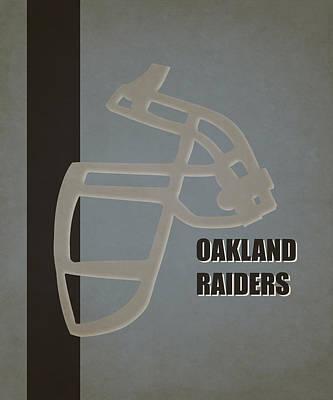 Retro Raiders Art Poster