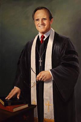 Rev John Miles Poster
