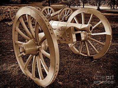 Revolutionary Cannon Poster