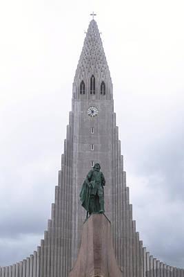 Reykjavik - Iceland Poster by Joana Kruse