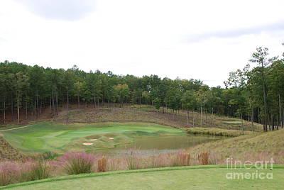 Reynolds Plantation Golf Ga Usa Poster