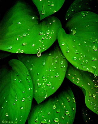 Rhythm Of The Rain Poster