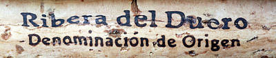 Ribera Del Duero Poster by Frank Tschakert