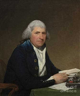 Richard Yates Poster by Gilbert Stuart