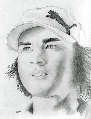 Rickie Fowler Poster