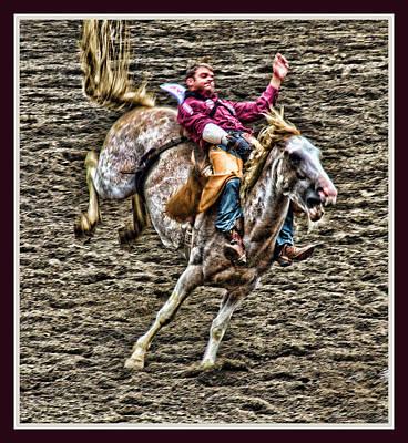 Ride Em Cowboy Poster