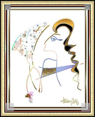 Ridicule - Madame De Blayac Poster