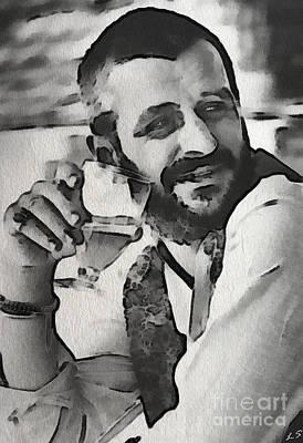 Ringo Poster by Sergey Lukashin