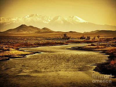 Rio Grande Colorado Poster