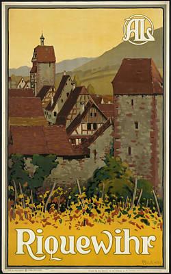 Riquewhir Poster