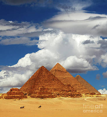 Rising In The Sahara Poster