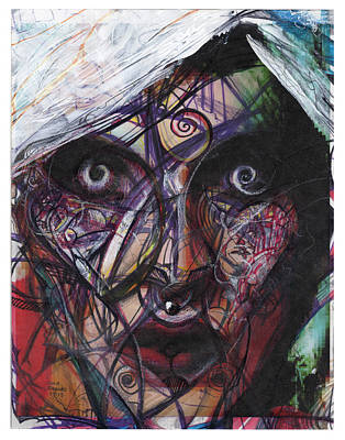 Rita Dambook Remixed Poster by Eddie Rifkind