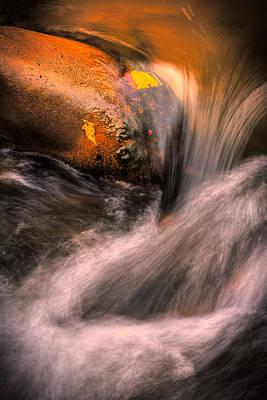 River Flow, Zion National Park Poster