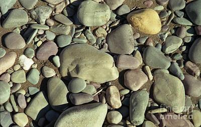 River Rock Poster