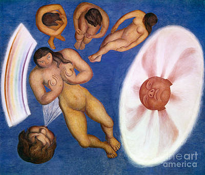 Rivera: Nudes Poster