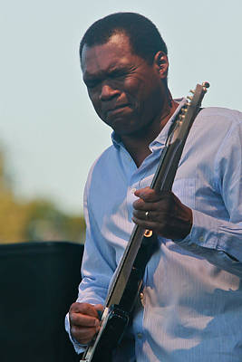 Robert Cray 3 Poster by Rich Tanguay