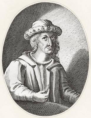 Robert IIi Of Scotland, Born John Poster by Vintage Design Pics