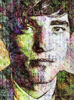 Robert Pattinson Poster by Svelby Art