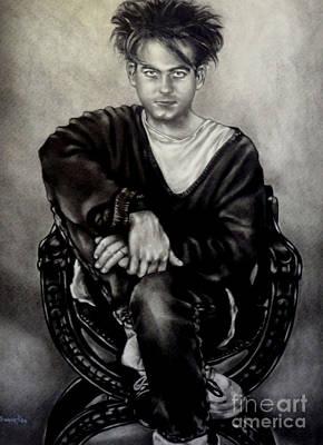 Robert Smith - Chair Poster