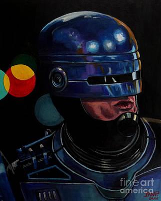 Robocop2 Poster