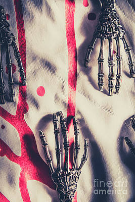Robot Killing Machines Poster by Jorgo Photography - Wall Art Gallery