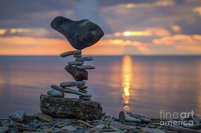 Rock Boarding Poster