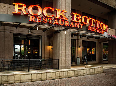 Rock Bottom Restaurant And Brewery Poster