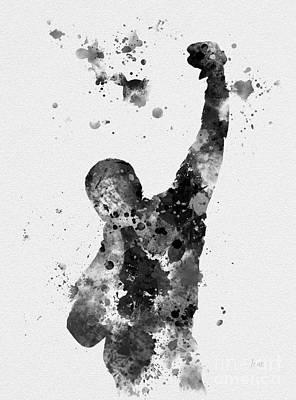 Rocky Balboa Poster by Rebecca Jenkins