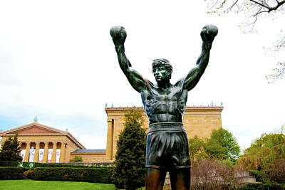 Poster featuring the photograph Rocky I by Greg Fortier