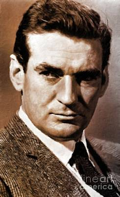 Rod Taylor, Actor Poster