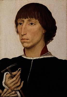 Rogier Van Der Weyden Poster by MotionAge Designs