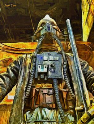 Rogue One Edrio Tubes - Da Poster by Leonardo Digenio
