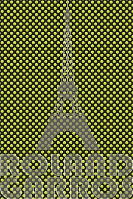 Roland Garros 2 Poster