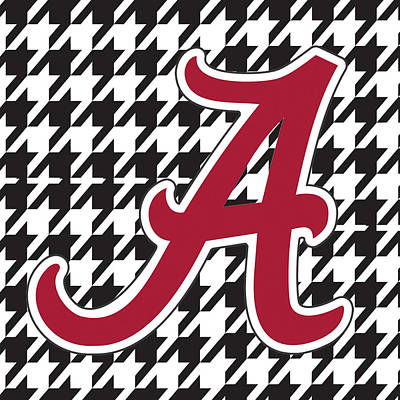 Roll Tide Mini Canvas Poster by Greg Sharpe