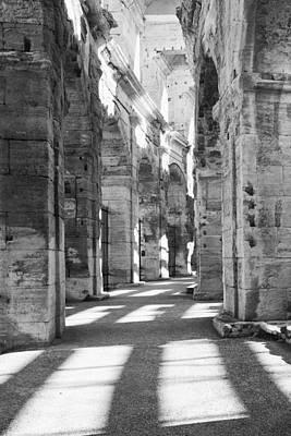 Roman Arena Arles Poster