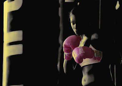 Ronda Rousey 4e Poster