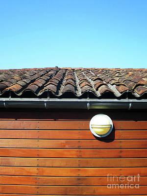 Roofline Ripples Poster