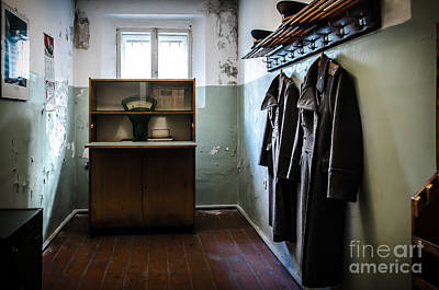 Room For The Kgb Prison Guards Poster by RicardMN Photography