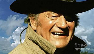Rooster Cogburn, John Wayne, True Grit Poster