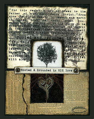 Rooted And Grounded Poster