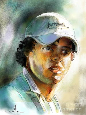 Rory Mcilroy Poster