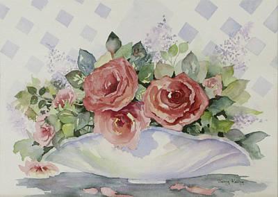 Rose Bowl Poster