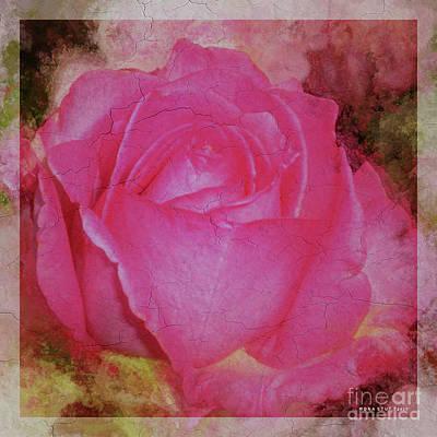 Rose Pastel Soft Sorbet 3 Poster by Mona Stut